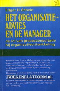 Het organisatie-advies en de manager