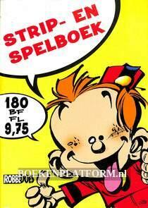 Robbedoes strip- en spelboek 2000
