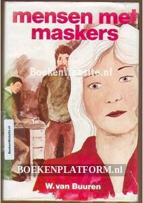 Mensen met maskers