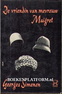 0540 De vriendin van mevrouw Maigret