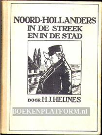 Noord-Hollanders in de streek en in de stad