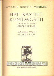 Het kasteel Kenilworth