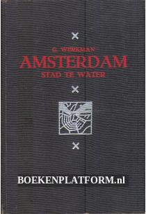 Amsterdam stad te water