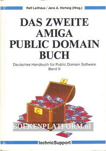 Das zweite Amiga Public Domain Buch