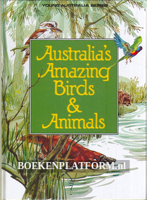 Australia's Amazing Birds & Animals