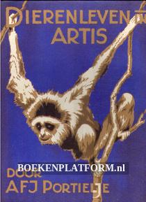 Dierenleven in Artis