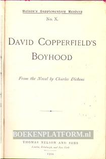 David Copperfield's Boyhood