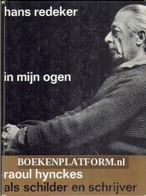 Hans Redeker in mijn ogen als schilder en schrijver