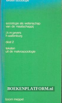 Sociologie als wetenschap van de maatschappij 2