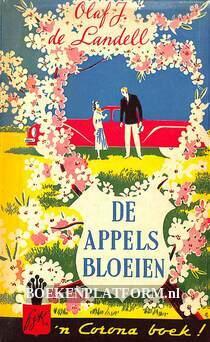 De appels bloeien