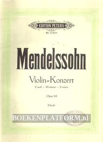 Mendelssohn Violin Konzert