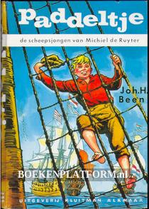 Paddeltje de scheepsjongen van Michiel de Ruyter