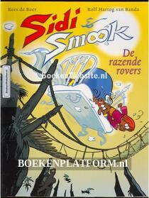 Sidi & Smook, De razende rovers
