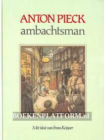 Anton Pieck ambachtsman