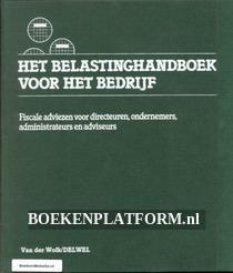Het Belasting handboek voor het bedrijf dl. 1-2