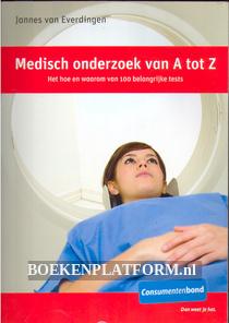Medisch onderzoek van A tot Z