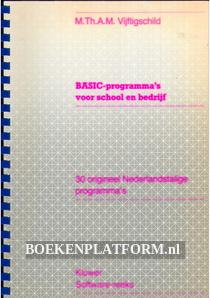 BASIC programma's voor school en bedrijf