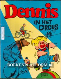 Dennis in het Circus