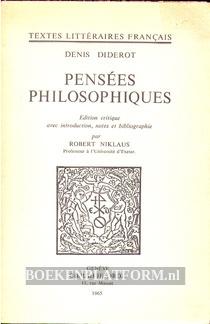 Pensees Philosophiques
