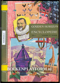Gouden Horizon Encyclopedie 7