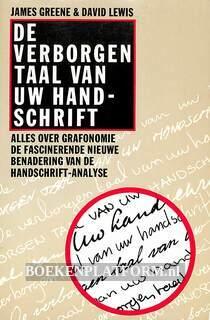 De verborgen taal van uw handschrift