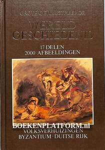 Volks verhuizingen Byzantium Duitse Rijk