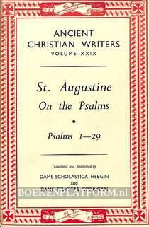 On the Psalms 1-29