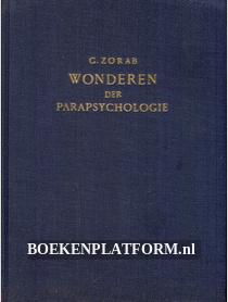 Wonderen der parapsychologie