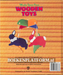 Make Your Own Wooden Toys