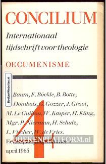 Concilium 1965