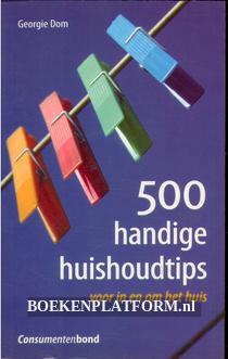 500 handige huishoudtips