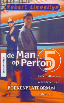 De Man op Perron 5