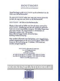 Gids voor de Rechtenstudie en juridische beroepen 1996