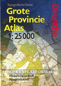 Grote Provincie Atlas Drenthe