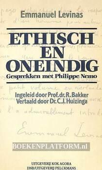 Ethisch en oneindig