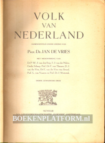 Volk van Nederland
