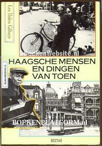 Haagsche mensen en dingen van toen