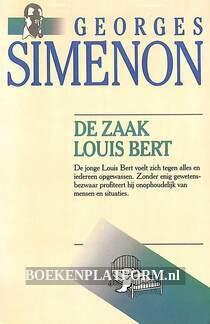 De zaak Louis Bert
