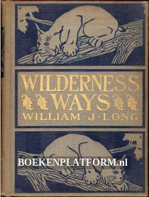 Wilderness Ways