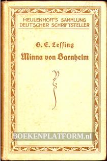 Minna von Barnhelm oder Das Soldatencluck