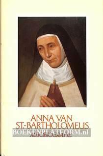 Anna van St.-Bartholomeus 1549-1626