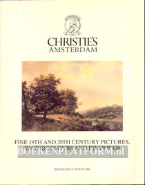 Fine 19th and 20th Century Pictures, Watercolours and Drawings