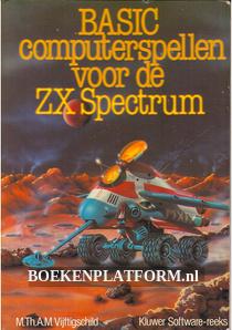BASIC computerspellen voor de ZX Spectrum