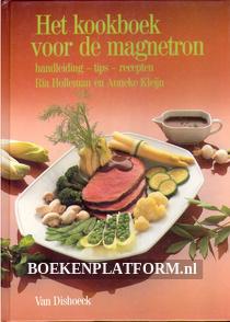 Het kookboek voor de magnetron