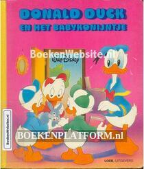 Donald Duck en het babykonijntje