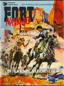 Blueberry, Fort Navajo