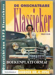 De onschatbare Klassieker nr.4 1994