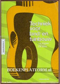 Techniek voor land- en tuinbouw