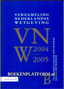 Verzameling Nederlandse wetgeving B