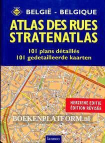 Stratenatlas Belgie